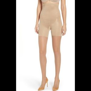 NIB SPANX Firm Believer High Waisted Sheers S4 D